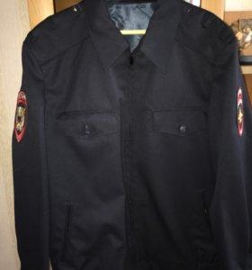 Куртка полицейская ПШ