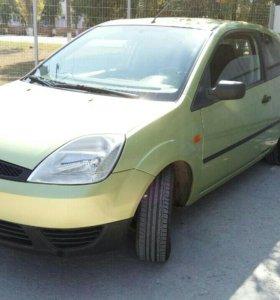 Форд фиеста купе
