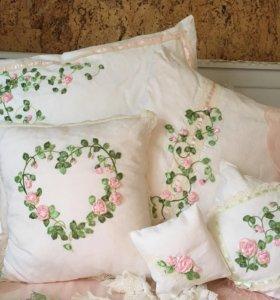 Декоративные подушки (набор)