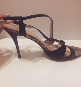 Босоножки туфли, натуральная кожа