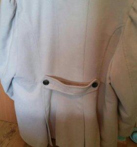 Пальто размер 60