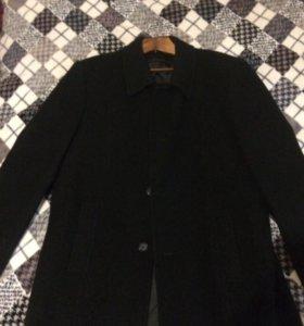 Мужское демисезонное пальто Berkytt 56 размер