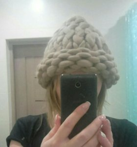 Новая шапка зима