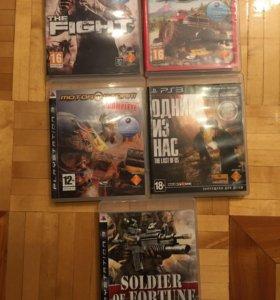 5 игр PS3