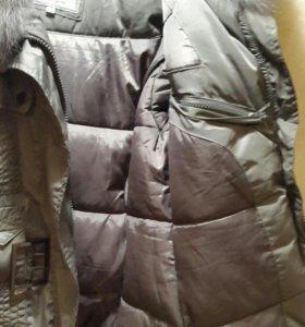 Куртка - пуховик Silvian Heach
