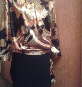 Новая блуза.