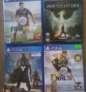 Игра ps4 /PlayStation 4/