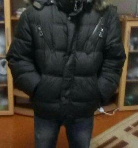 Куртка зимняя для подростков