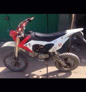 Bse 125 cc