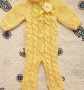 Комбинезон для куклы baby born