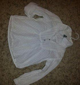 Zara рубашка 98 р