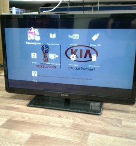 PHILIPS 32PFL3517T/60 (81 см, DVB-T2, USB)