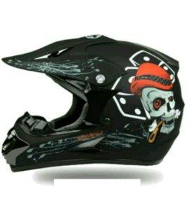 Шлем короссовый