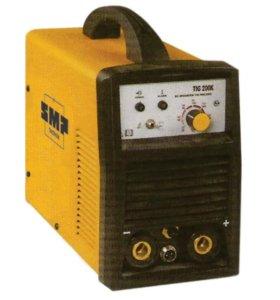 Сварочный инвертор SMP TIG 200 K DC