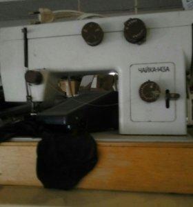 Швейная машина (на запчасти), без эл/привода.