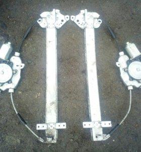 Электро стекло подъемники задние
