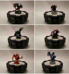 Фигурки Skylanders #2 для PS3