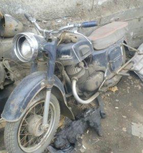 Ремонт советской мототехники