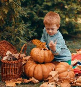 Осенние фотосессии в Сочи