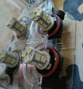 Лампы led h11