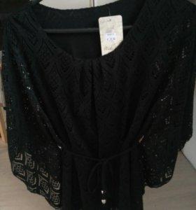 Блуза женская нарядная не китай