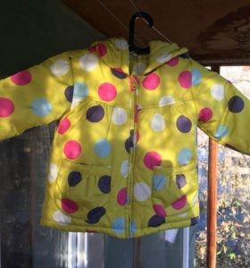 Куртка детская Futurino осень