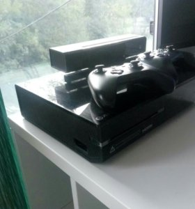 Xbox ONE + Kinect 2.0 + Игры