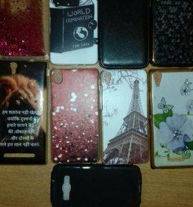 Чехол-накладки для смартфонов