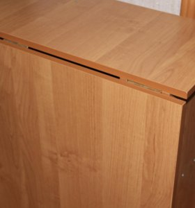 Раскладной стол тумба