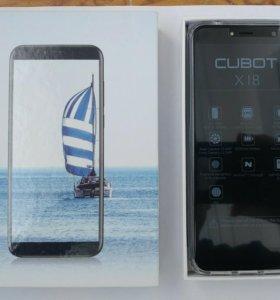 Продаю Сubot X18 5.7 3x32 Gb новые.