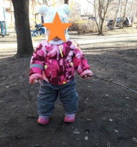 Детский костюм (зима)