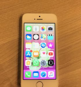 iPhone 5S silver 32 Gb