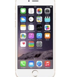 Apple iPhone 6 16Gb (золотой)