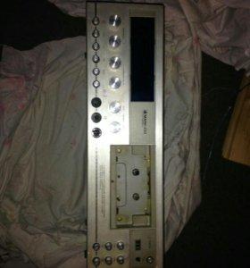 Кассетный магнитофон маяк 233 стерео