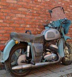 Мотоцикл иж Юпитер-3