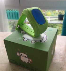 Часы детские GPS трекер Q50 W5