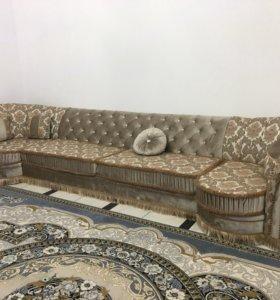 Диван и два кресла в наличии новые