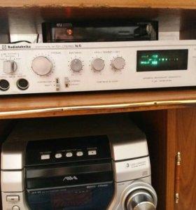 Усилитель radiotehnika у 101