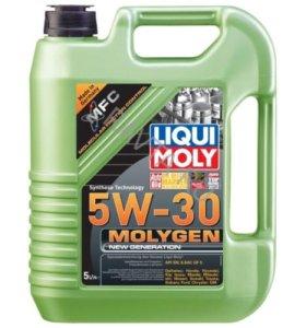 Моторные масла LIQUI MOLY Molygen