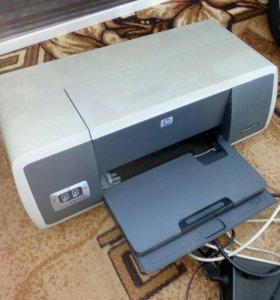 Принтер hp цветной струйный
