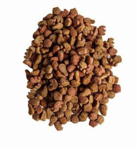 Весовой корм Kitekat