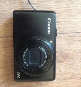 Фотоаппарат canon powershot s90