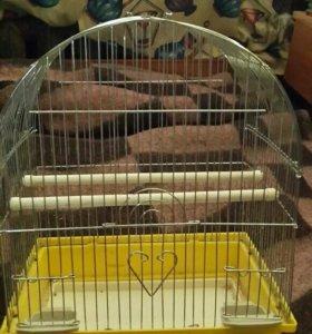Клетка для одной птички