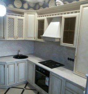 Профессиональная сборка мебели, установка кухонь