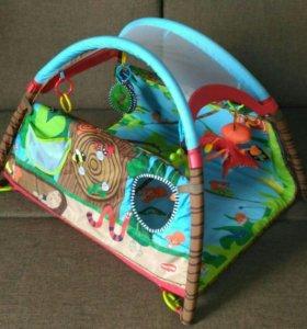 Продам детский развивающий коврик.