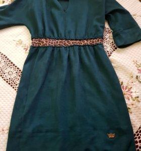 Женское платье 46р.
