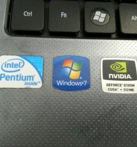 Ноутбук Acer aspire 4736zg