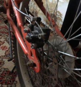 Велосипед Fort junior