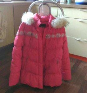 Куртка -пуховик зимняя