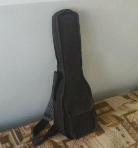 Чехол для гавайской гитары (укулеле) утепленный
